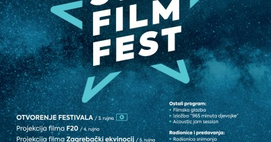 7. STAR FILM FEST - program festivala