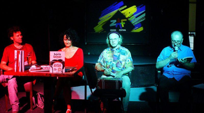 """U sklopu ZAF-a održana promocija autobiografije Borisa Leinera """"Sve bio je ritam"""""""