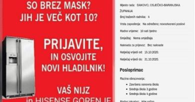 Komentari dana: 11.10. – 17.10. - tjedan nesebičnih građana i zaštićenih štetočina