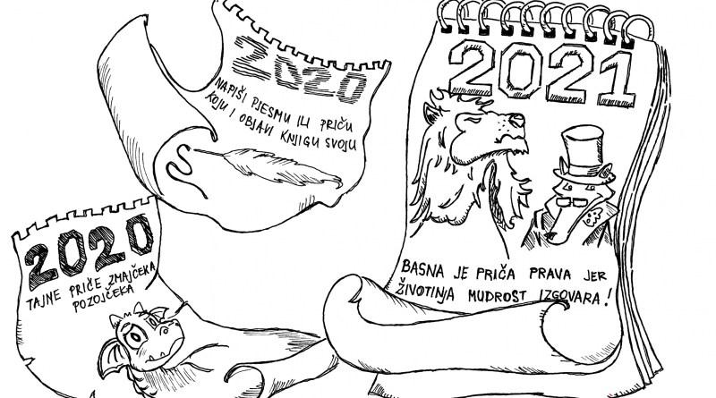 Sretno vam u 2021. godini