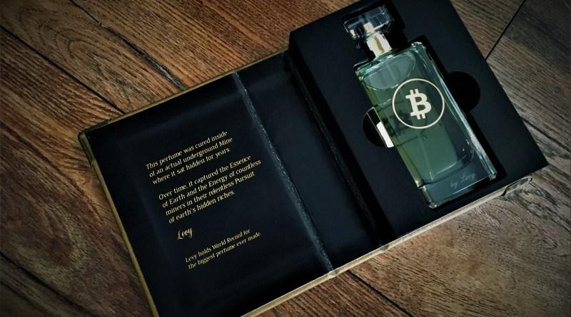 Dejan Levačić premijerno predstavlja parfem Bitcoin