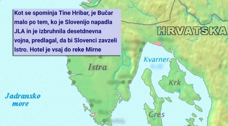 Janez Janša: 1991. smo htjeli okupirati Istru do Mirne