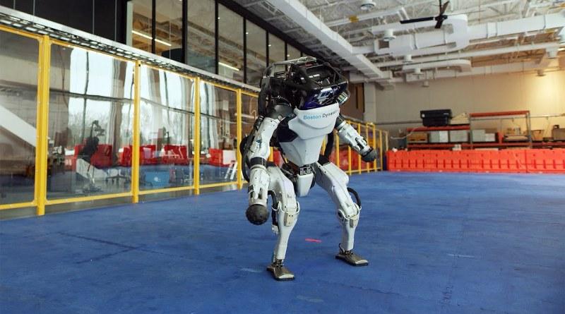 Roboti tvrtke Boston Dynamics zadivili plesnim pokretima