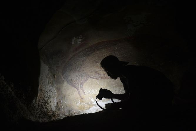 Pronađena najstarija spiljska umjetnost na svijetu u koju zapadnjaci nikad prije nisu kročili