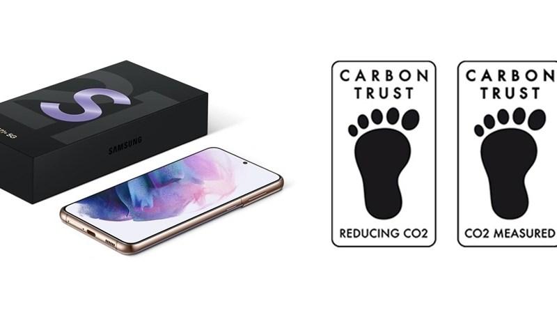 Recikliranim ekološkim pakiranjem nove Samsung Galaxy S serije sačuva se gotovo 45 000 stabala godišnje