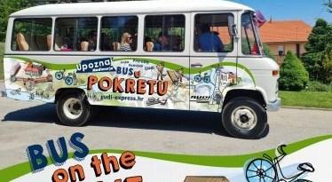 Hop on – hop off autobusom razgledavanje najatraktivnijih destinacija Međimurja