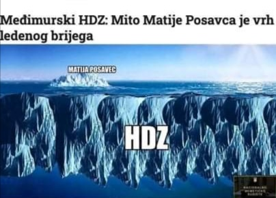 Gorkić je govorio o ledenom brijegu i njegovom vrhu