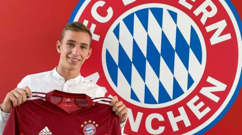 Lovro Zvonarek potpisao višegodišnji ugovor s Bayernom