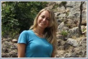 Climbing Cross Mountain was a profound experience for Elena Artioli, during her first trip to Medjugorje