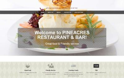 Pineacres Restaurant & Bar