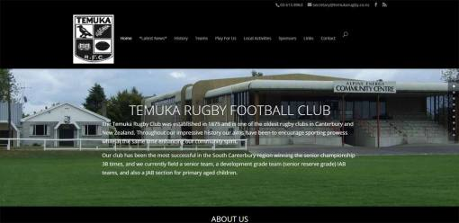 Temuka Rugby