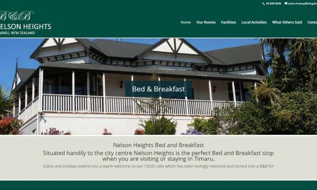 Nelson Heights B&B