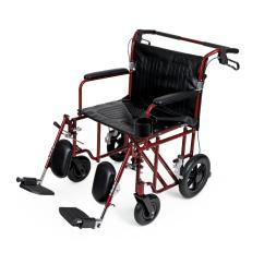 Carex Transport Chair Zero Gravity Massage Freedom Plus Lightweight Bariatric Medline Click Here