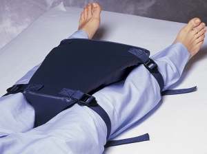 Nylex Covered Leg Abduction Pillows  Medline Industries Inc