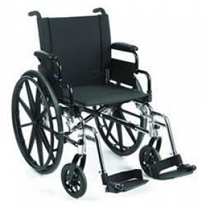 500 lb office chair side tables living room traveler hd wheelchair by graham-field | medline industries, inc.