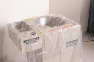 Slush Drapes by Ecolab  Microtek  Medline Industries Inc