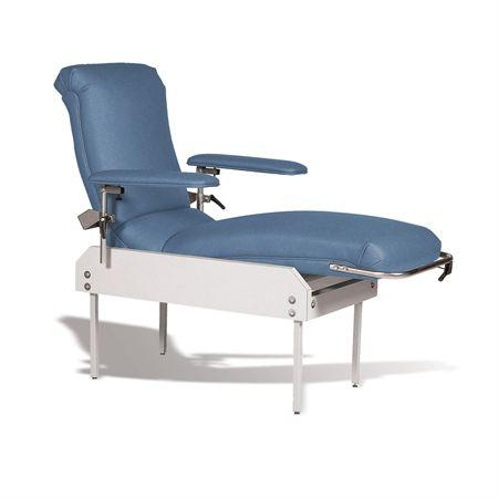 blood draw chair modern bean bag chairs canada drawing products medline industries inc adjustable lounge by marketlab