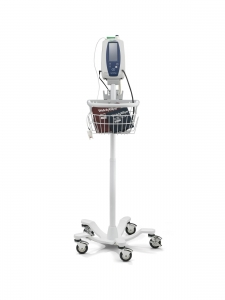 Mobile Stand for Spot Vital Signs Monitor by Welch Allyn