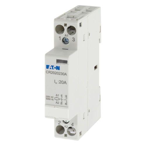 small resolution of image of eaton mem cr2020230a modular contactor 20a 2 pole normally open 240v