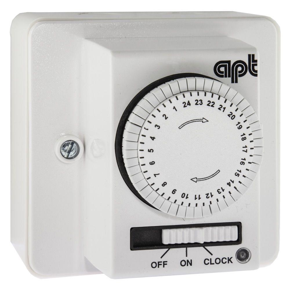 medium resolution of image of apt erl imm24 analogue immersion heater time switch 24 hour