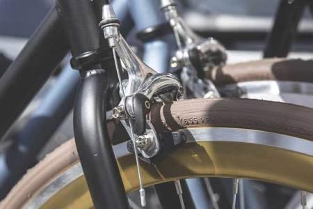 Bewegung Fahrradfahren