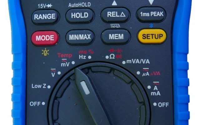 Ideal Multimeter Medo S Home Page