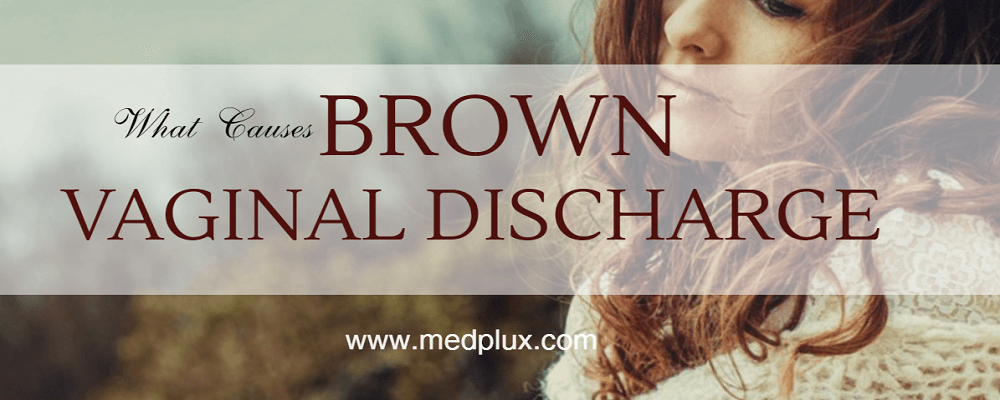 Dark Brown Discharge Or Spotting: 7 Causes | When To Worry ...