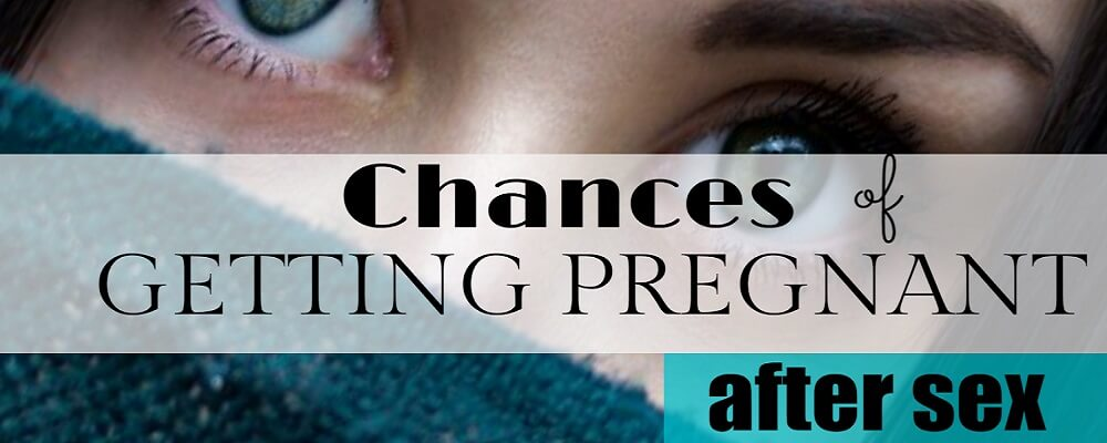 Chances of getting pregnant without good