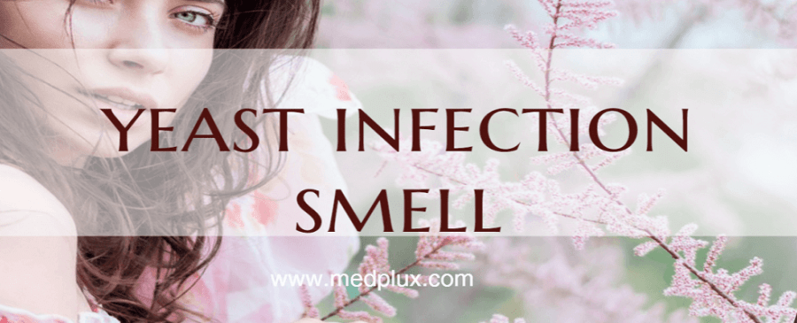 What Does Yeast Infection Smell Like Or Look Like  Med-4681
