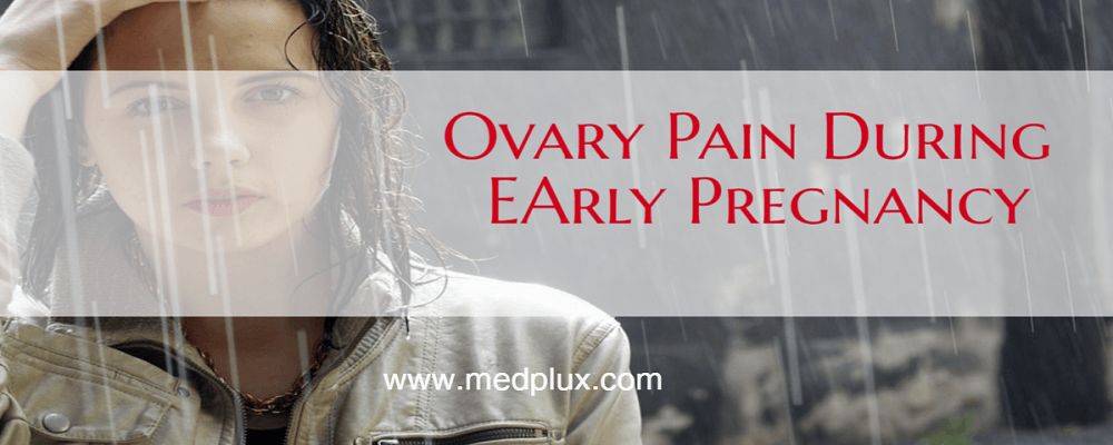 Pain In Ovary While Pregnant