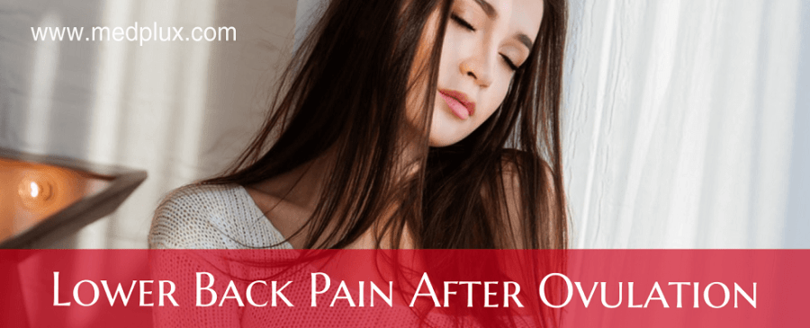 Lower Back Pain After Ovulation: Pregnant or Not? 4 MAIN Causes