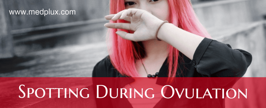 Midcycle ovulation bleeding or spotting