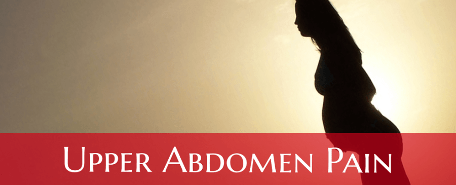 Upper Abdominal Pain During Pregnancy