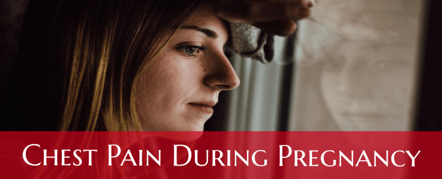 Chest Pain During Pregnancy