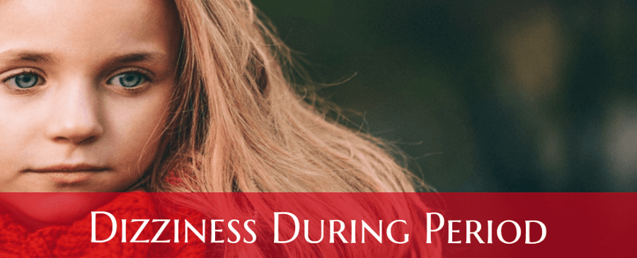 Dizziness During Period