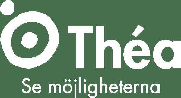 Théa Logo SE inverterad