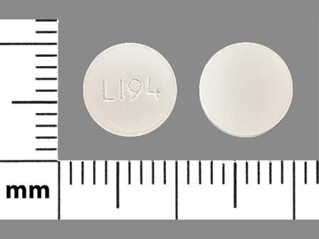 Is L194 Famotidine? - MedsChat