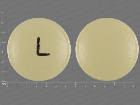 Small Yellow Pill L Imprint Show Photo - MedsChat