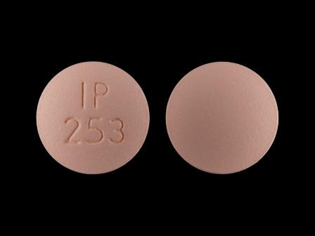 Ip 253 Suboxone Pill - MedsChat