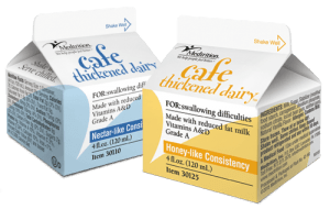 Cafe Thickened Dairy by Medtrition