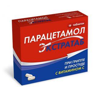 парацетамол при простуде