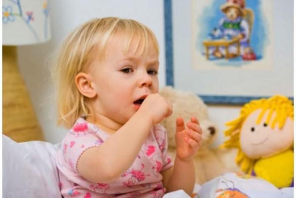 кашель у детей до 3 лет