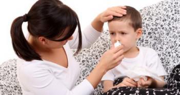 симптомы гайморита у 2-х летних малышей