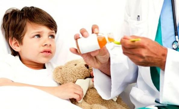 лающий сухой кашель у ребенка без температуры
