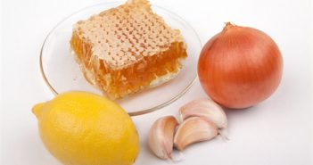 лук лимон и мед простуда