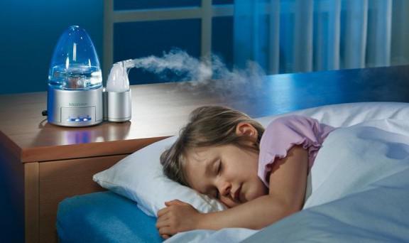 Увлажнение воздуха – в этом поможет специальный увлажнитель