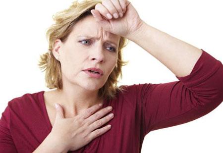 Лечение приливов при климаксе без гормонов