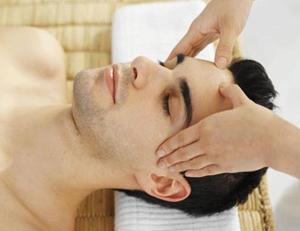 успокоительный массаж