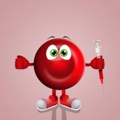 Уровень гемоглобина в крови