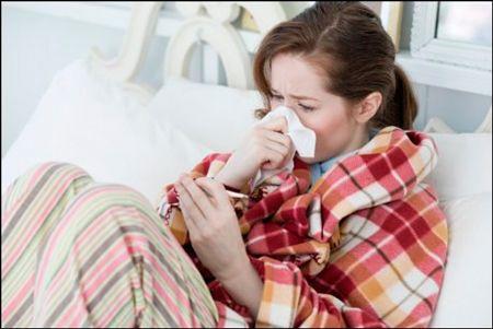 Лихорадочное состояние при бронхите и пневмонии